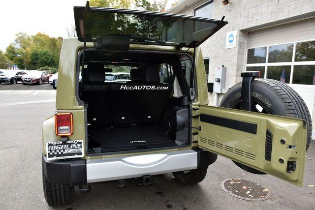 2013 Jeep Wrangler Unlimited Sahara Waterbury, Connecticut 12
