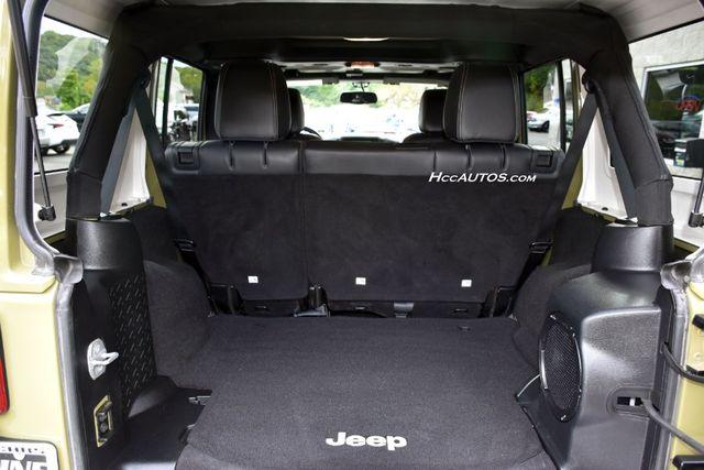 2013 Jeep Wrangler Unlimited Sahara Waterbury, Connecticut 13
