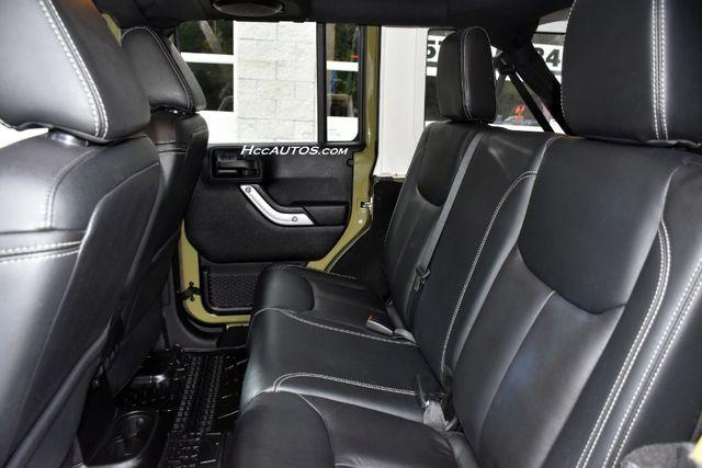 2013 Jeep Wrangler Unlimited Sahara Waterbury, Connecticut 16