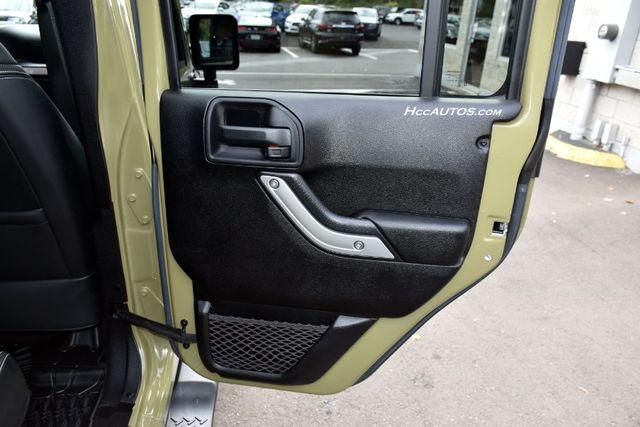2013 Jeep Wrangler Unlimited Sahara Waterbury, Connecticut 22