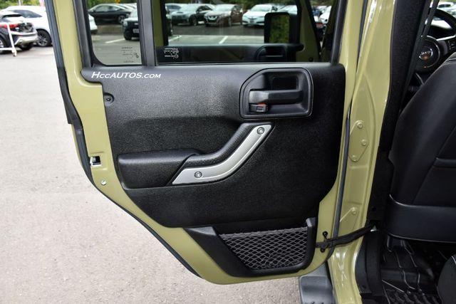 2013 Jeep Wrangler Unlimited Sahara Waterbury, Connecticut 23