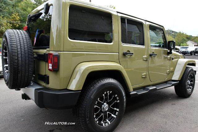 2013 Jeep Wrangler Unlimited Sahara Waterbury, Connecticut 5