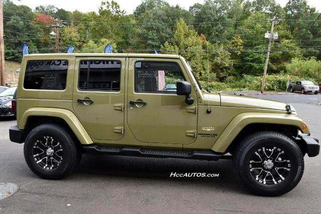 2013 Jeep Wrangler Unlimited Sahara Waterbury, Connecticut 6