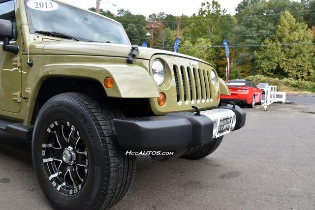 2013 Jeep Wrangler Unlimited Sahara Waterbury, Connecticut 9