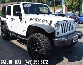 2013 Jeep Wrangler Unlimited Rubicon Waterbury, Connecticut 6