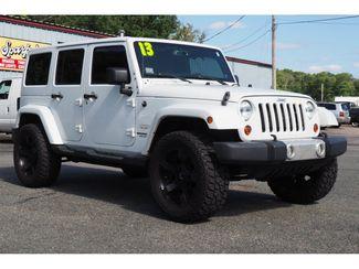 2013 Jeep Wrangler Unlimited Sahara | Whitman, Massachusetts | Martin's Pre-Owned-[ 2 ]