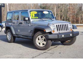 2013 Jeep Wrangler Unlimited Sport | Whitman, Massachusetts | Martin's Pre-Owned-[ 2 ]