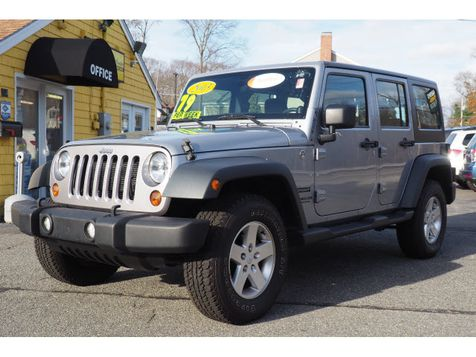 2013 Jeep Wrangler Unlimited Sport | Whitman, Massachusetts | Martin's Pre-Owned in Whitman, Massachusetts