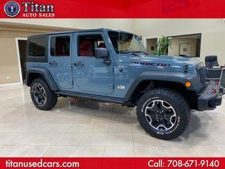2013 Jeep Wrangler Unlimited Rubicon 10th Anniversary in Worth, IL 60482
