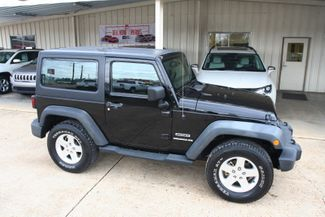 2013 Jeep Wrangler Sport in Vernon Alabama