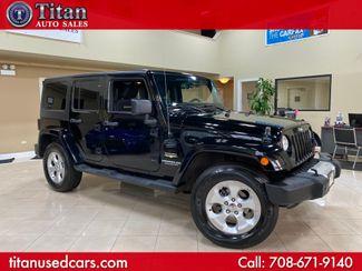 2013 Jeep Wrangler Unlimited Sahara in Worth, IL 60482