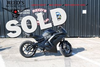 2013 Kawasaki Ninja 650 in Hurst Texas