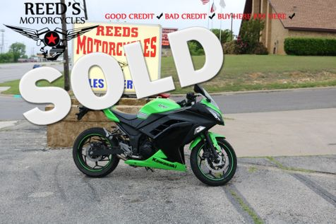 2013 Kawasaki Ninja 300 ABS | Hurst, Texas | Reed's Motorcycles in Hurst, Texas