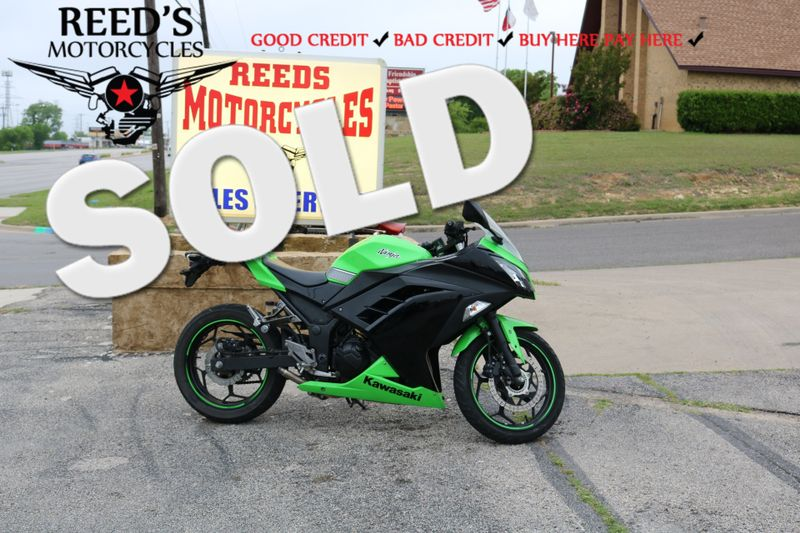 2013 Kawasaki Ninja 300 ABS | Hurst, Texas | Reed's Motorcycles in Hurst Texas