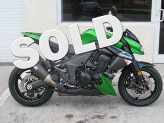 2013 Kawasaki Z1000 in Dania Beach Florida, 33004