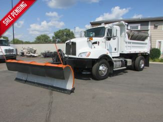2013 Kenworth T470 Plow Truck with Stainless Sander Insert   St Cloud MN  NorthStar Truck Sales  in St Cloud, MN