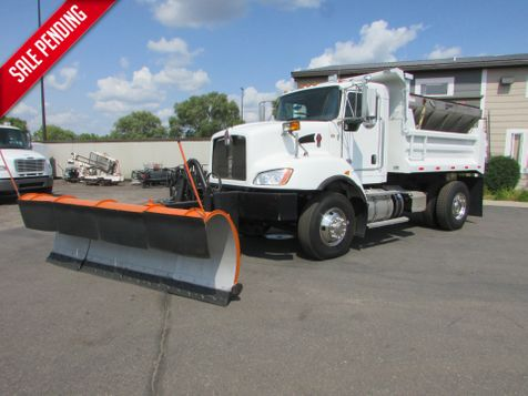 2013 Kenworth T470 Plow Truck with Stainless Sander Insert  in St Cloud, MN