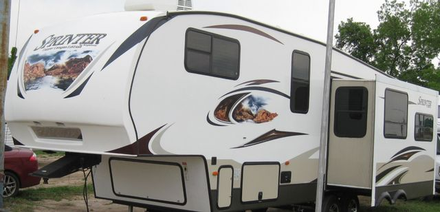 2014 Keystone Sprinter Fifth Wheel 269FWRLS