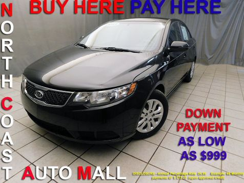 2013 Kia Forte EX As low as $999 DOWN in Cleveland, Ohio