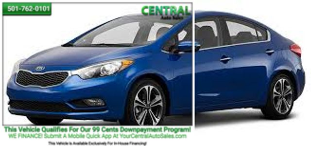 2013 Kia Forte EX | Hot Springs, AR | Central Auto Sales in Hot Springs AR