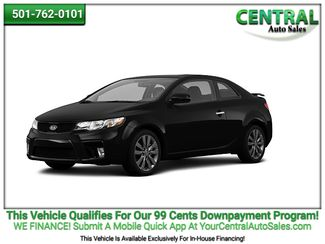 2013 Kia Forte Koup EX | Hot Springs, AR | Central Auto Sales in Hot Springs AR