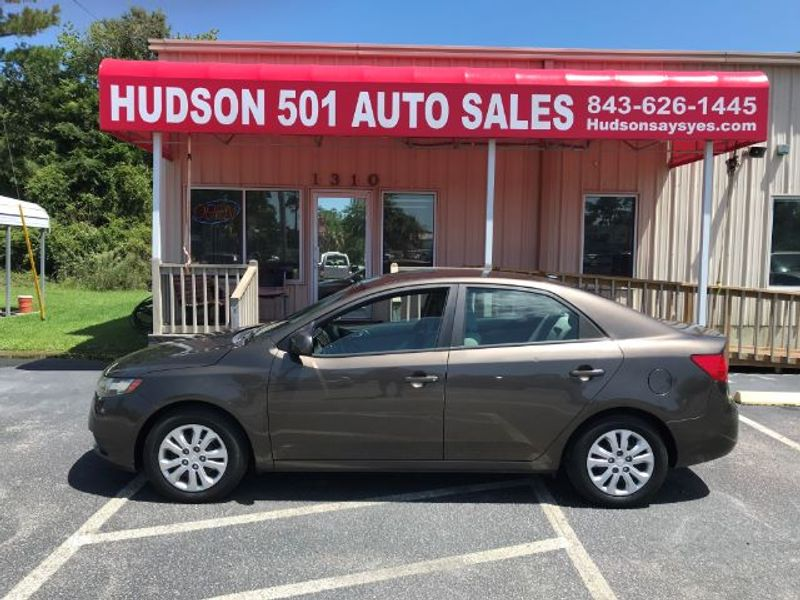 2013 Kia Forte EX | Myrtle Beach, South Carolina | Hudson Auto Sales in Myrtle Beach South Carolina