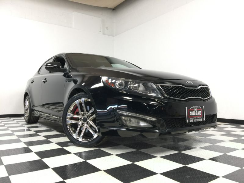2013 Kia Optima *Get APPROVED In Minutes!* | The Auto Cave in Addison