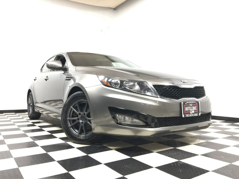 2013 Kia Optima *Easy In-House Payments* | The Auto Cave in Addison