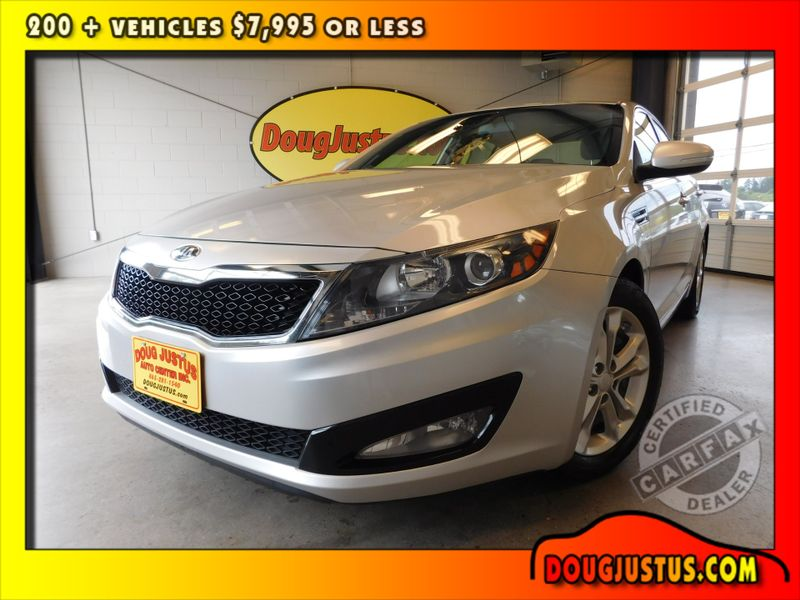 2013 Kia Optima LX  city TN  Doug Justus Auto Center Inc  in Airport Motor Mile ( Metro Knoxville ), TN