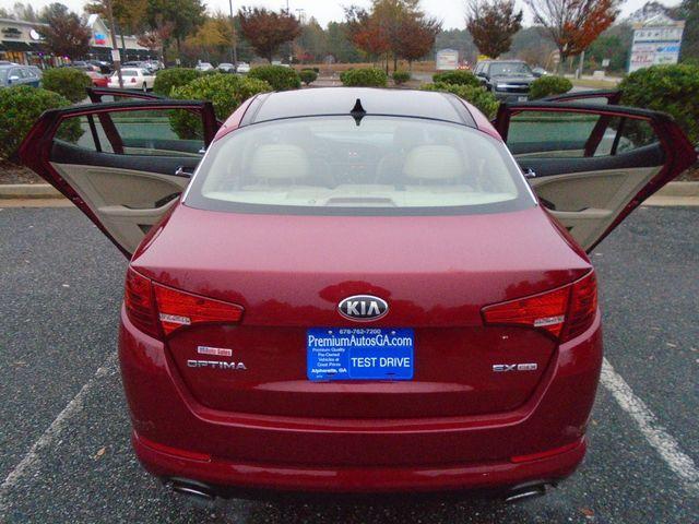 2013 Kia Optima EX in Atlanta, GA 30004