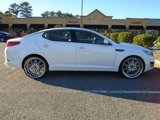 2013 Kia Optima EX with Panaromic Sunroof, 22 Inch Wheels in Atlanta, GA 30004