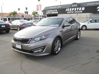 2013 Kia Optima SX-L w/Limited Pkg in Costa Mesa California, 92627