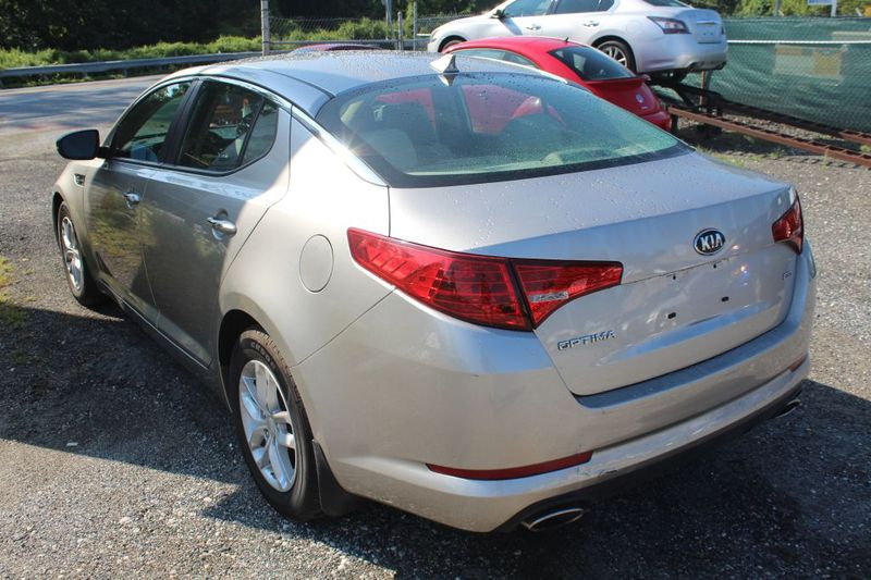2013 Kia Optima LX  city MD  South County Public Auto Auction  in Harwood, MD
