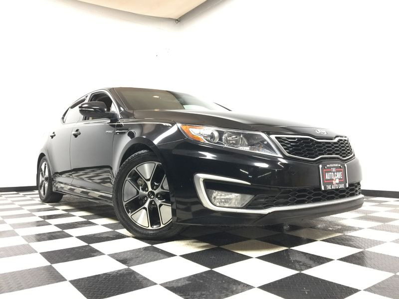 2013 Kia Optima Hybrid *Get APPROVED In Minutes!* | The Auto Cave in Addison
