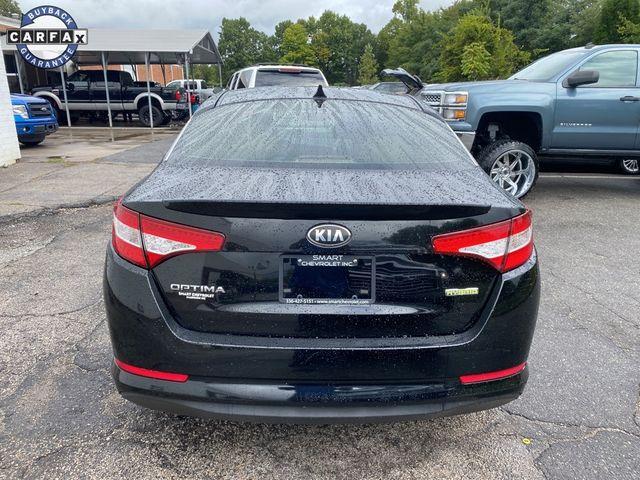 2013 Kia Optima Hybrid LX Madison, NC 2
