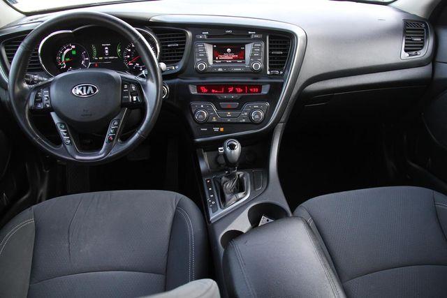 2013 Kia Optima Hybrid LX Santa Clarita, CA 7