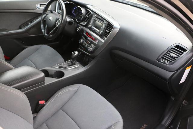 2013 Kia Optima Hybrid LX Santa Clarita, CA 9