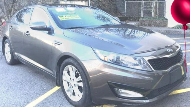 2013 Kia Optima EX in Knoxville, Tennessee 37920