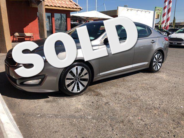 2013 Kia Optima SX CAR PROS AUTO CENTER (702) 405-9905 Las Vegas, Nevada