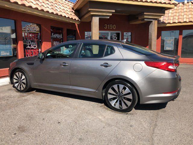 2013 Kia Optima SX CAR PROS AUTO CENTER (702) 405-9905 Las Vegas, Nevada 1