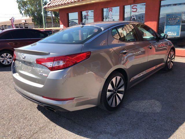 2013 Kia Optima SX CAR PROS AUTO CENTER (702) 405-9905 Las Vegas, Nevada 2