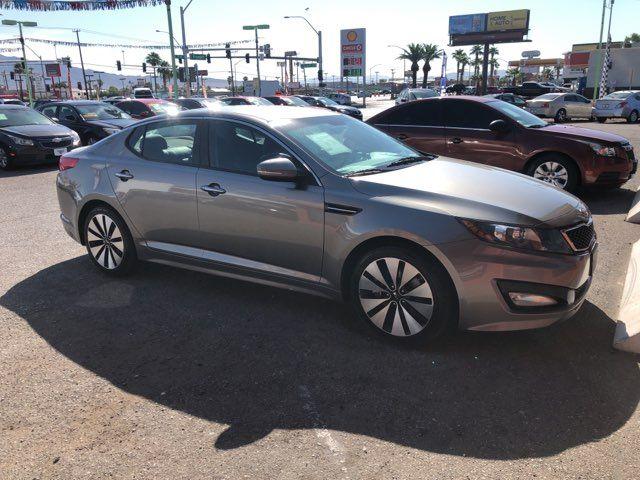 2013 Kia Optima SX CAR PROS AUTO CENTER (702) 405-9905 Las Vegas, Nevada 4
