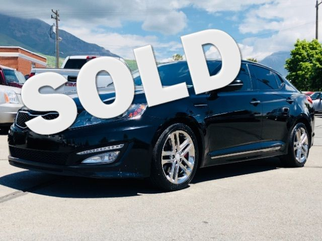 2013 Kia Optima SX w/Limited Pkg LINDON, UT