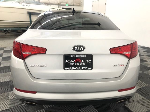 2013 Kia Optima EX LINDON, UT 6