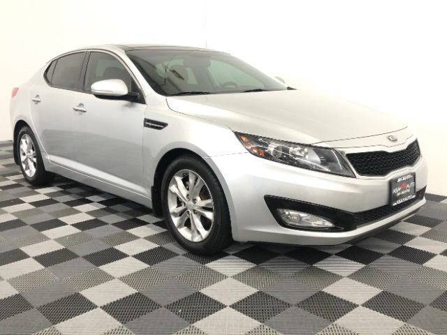 2013 Kia Optima EX LINDON, UT 8