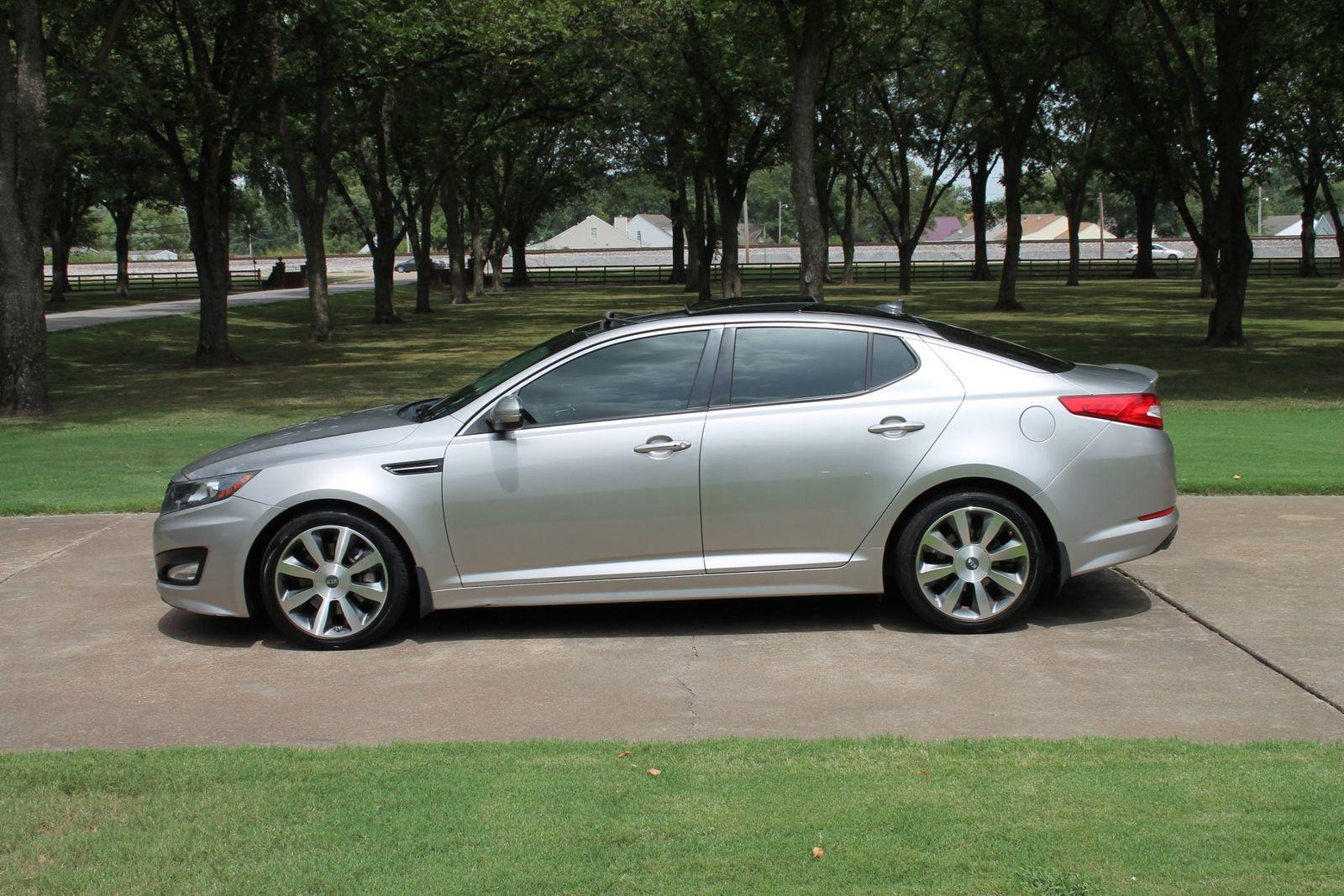 2013 Kia Optima Sx Tgdi Wlimited Pkg Price Used Cars Memphis Rear Spoiler Hallum Motors Citystatezip