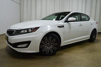 2013 Kia Optima 4d Sedan SX in Merrillville IN, 46410