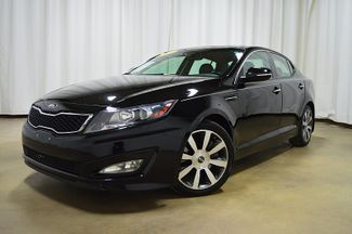 2013 Kia Optima SX/ W Leather & Sunroof in Merrillville, IN 46410