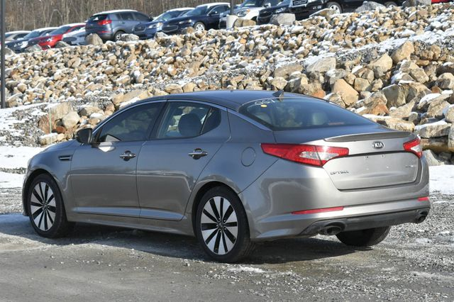 2013 Kia Optima SX Naugatuck, Connecticut 2