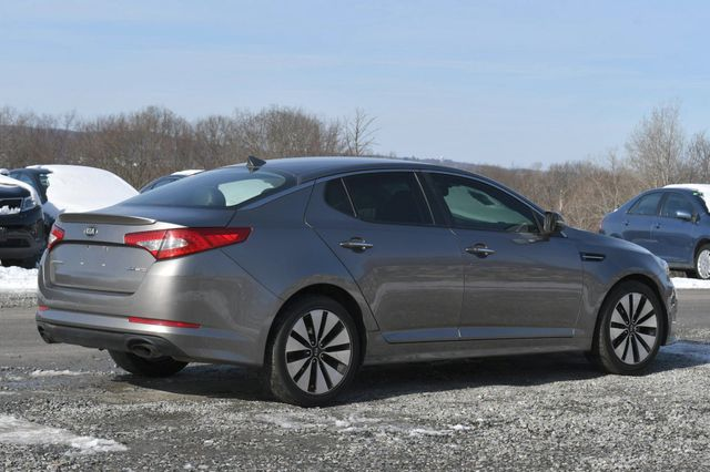 2013 Kia Optima SX Naugatuck, Connecticut 4